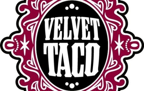 A Unique,New Taco Shop Opens Up: The Velvet Taco