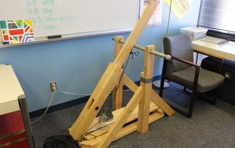 Catapult Contest