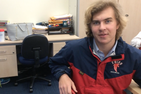 "Reilly Clark '17 Explains Nickname: ""Cheesenuts"""