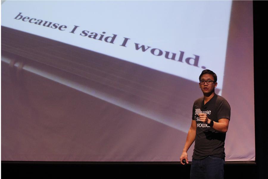 Alex Sheen, founder of