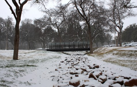 Winter weather is snow problem at FWCD