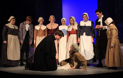 """""""The Crucible"""" Opened Thursday Night to Rave Reviews"""