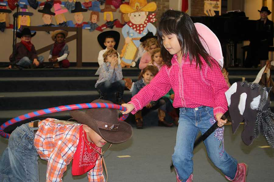 For 48 years, the Kindergarten Rodeo has been an annual tradition for our community.