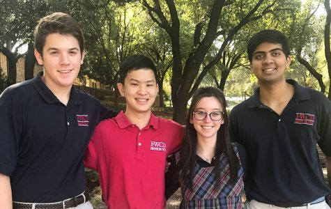 2017-2018 FWCD National Merit Semifinalists, National Merit Commended Scholars, and National Merit Hispanic Scholars