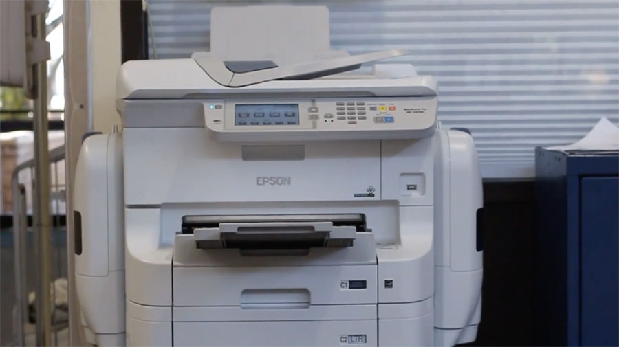 The US printer is NOT the one to rely on for last minute projects.
