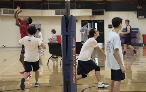 Boys Volleyball Team Enters 2018 Season