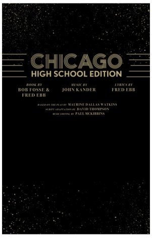"""Chicago"" Auditions are Here"