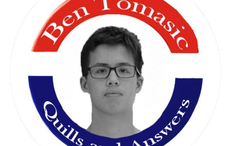 Quills and Answers with Ben Tomasic '21: Part 1