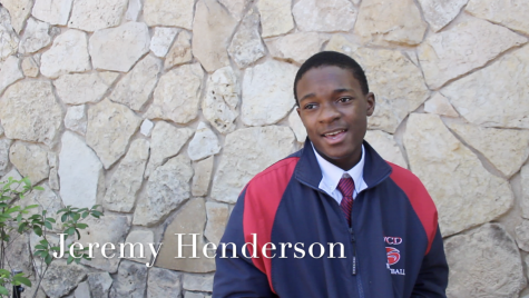 Jeremy Henderson describes his eventful plans for winter break