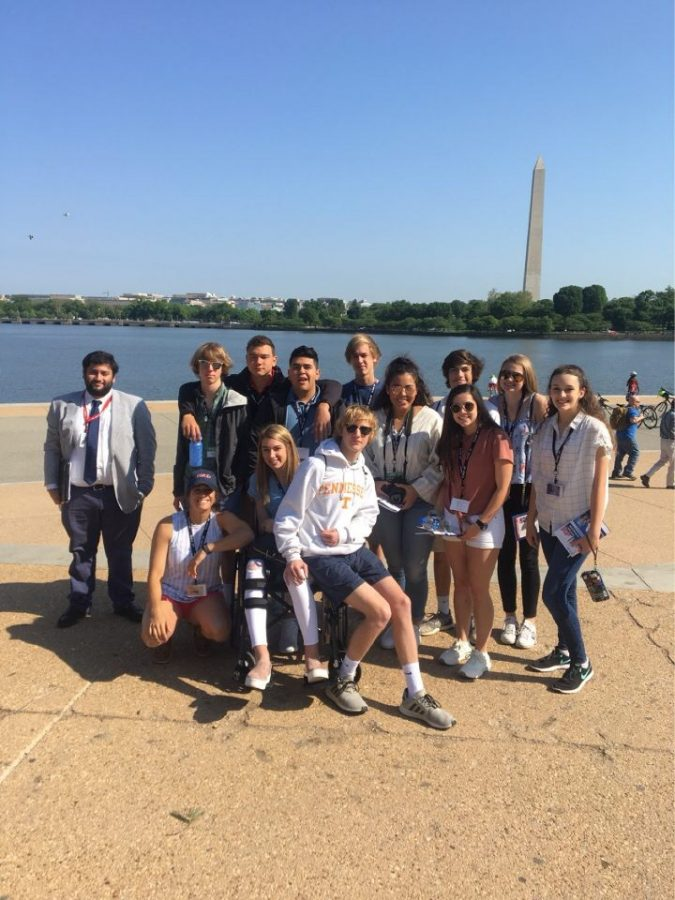 Falcons Take D.C.