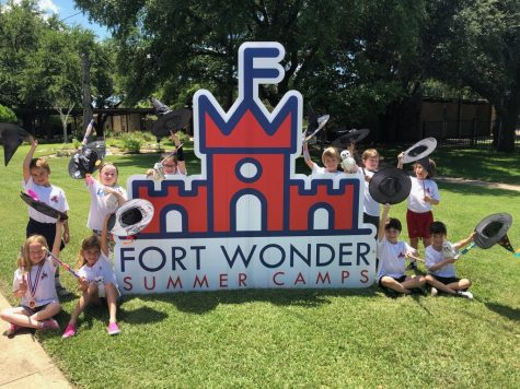 Kids love attending the Fort Wonder camps because of the fun activities.