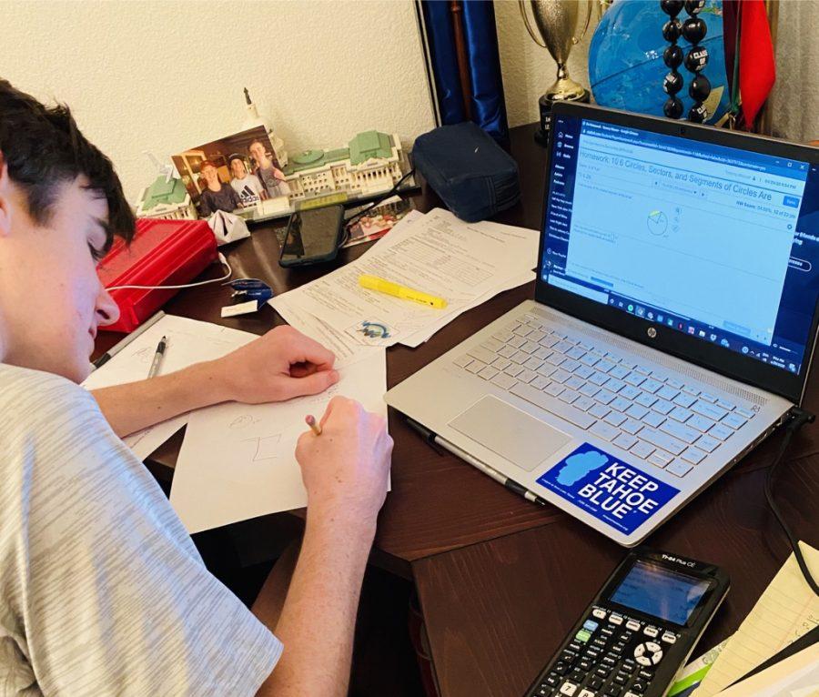 Coronavirus+Alters+Homework+Loads
