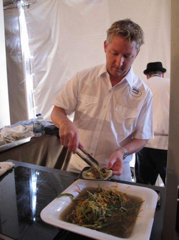 Chef Tim Love, owner of Burritos, Fajitas and