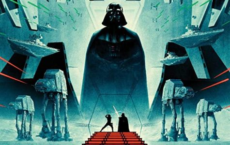 Trends International Star Wars: The Empire Strikes Back-40th Anniversary Wall Poster, 22.375