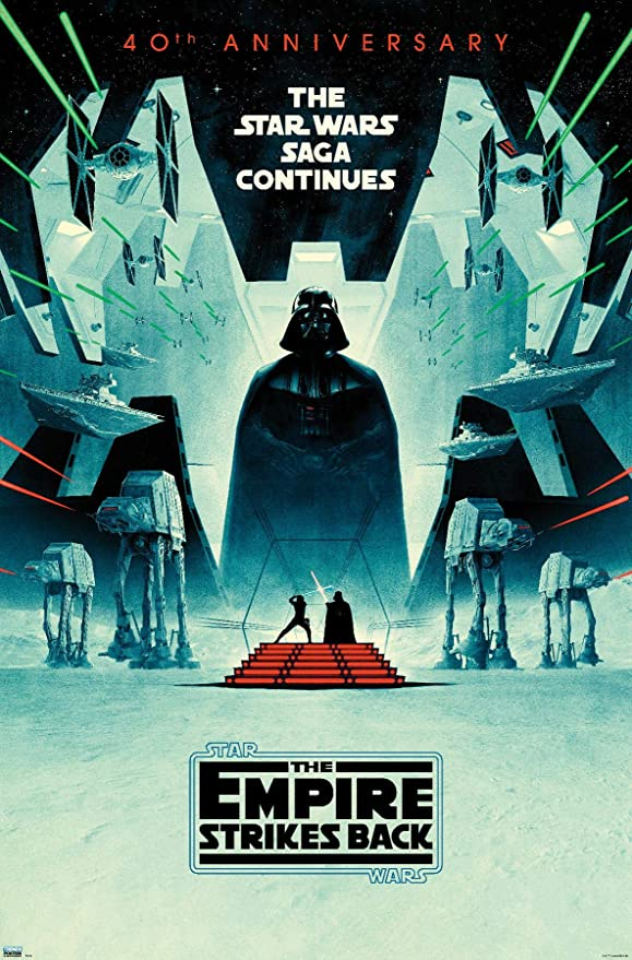40 Years Later, Star Wars V: The Empire Strikes Back Review