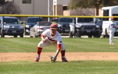 Max Miller '21 (pictured above), Josh Guhl '21, and Cooper Collinge '21 are the three seniors on the FWCD Baseball team who will be honored during senior night Thursday.