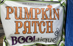 People can purchase their pumpkins at the Boo!-tique near the Visual Arts Center.